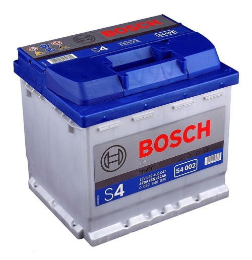 ��� Bosch Silver S4 002 52A/h 470A