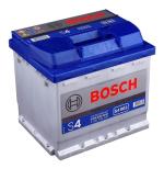 Bosch Silver S4 002 52A/h 470A