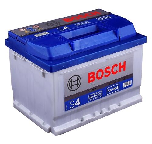 ��� Bosch Silver S4 004 60A/h 540A