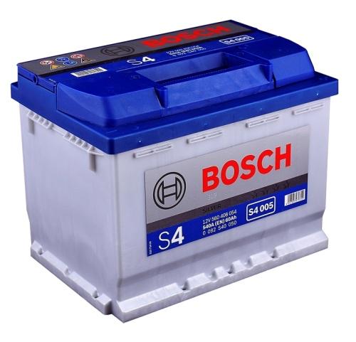 ��� Bosch Silver S4 005 60A/h 540A