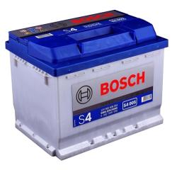 Bosch Silver S4 005 60A/h 540A
