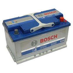 Bosch Silver S4 010 80A/h 740A