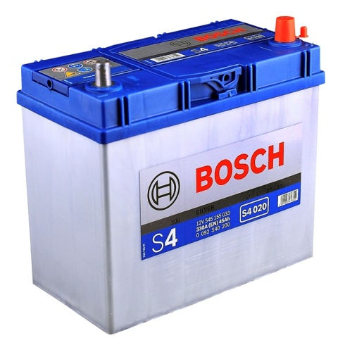 ��� Bosch Silver S4 020 45A/h 330A
