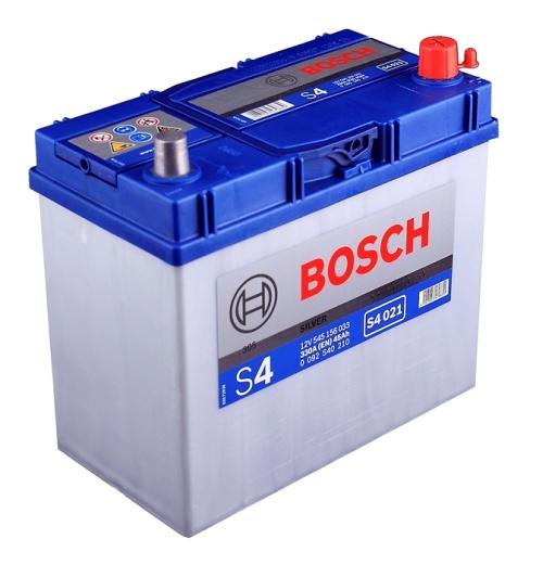 ��� Bosch Silver S4 021 45A/h 330A