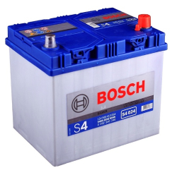 Bosch Silver S4 024 60A/h 540A