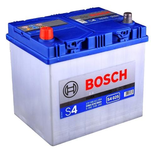 ��� Bosch Silver S4 025 60A/h 540A
