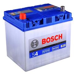 Bosch Silver S4 025 60A/h 540A