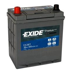 Exide EA387 38A/h 300A