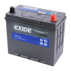 Exide EA456 45A/h 390A