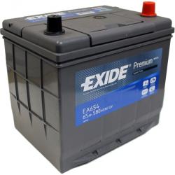 Exide EA654 65A/h 580A