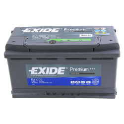 Exide EA1000 100A/h 900A
