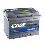 Exide EA640 64A/h 640A