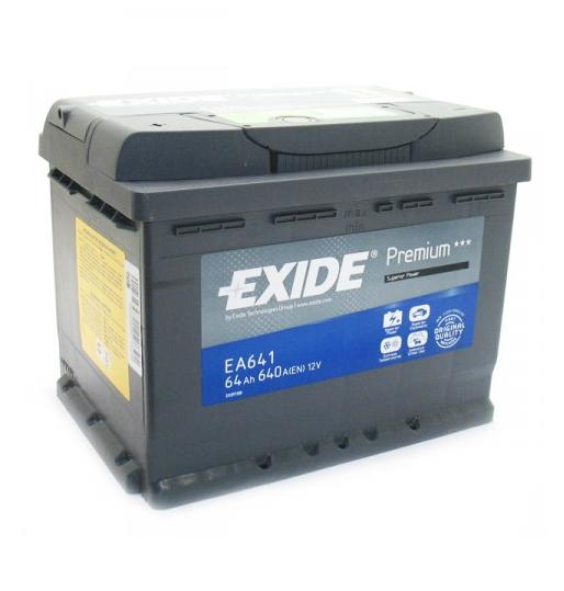 Аккумулятор Exide