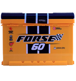 Forse 6CT-60 60A/h 600A