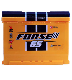 Forse 6CT-65 65A/h 640A