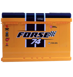 Forse 6CT-74 74A/h 720A