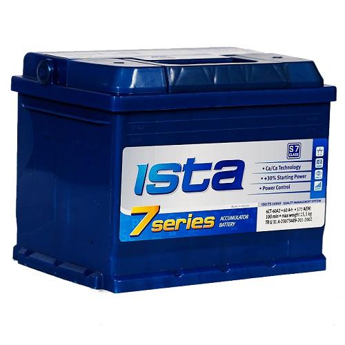 Аккумулятор Ista от VIANOR