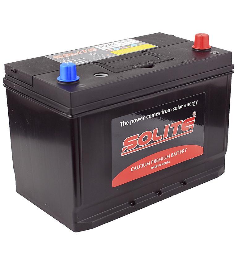 АКБ Solite 115D31L 95A/h 750A