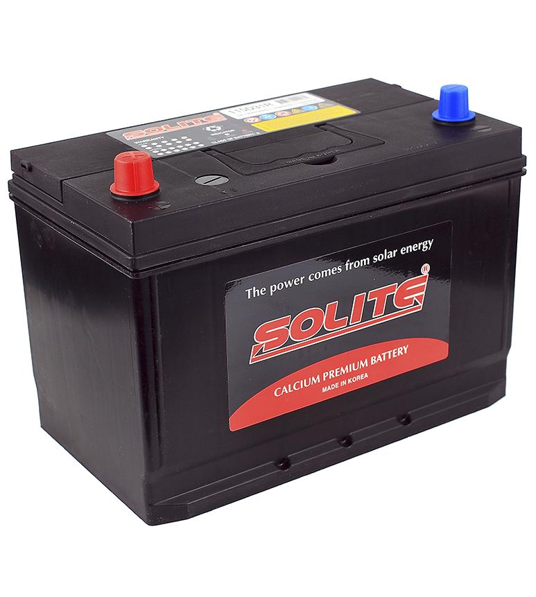 Аккумулятор Solite 115D31R 95A/h 750A