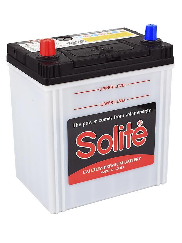 АКБ Solite 44B19R 44A/h 350A