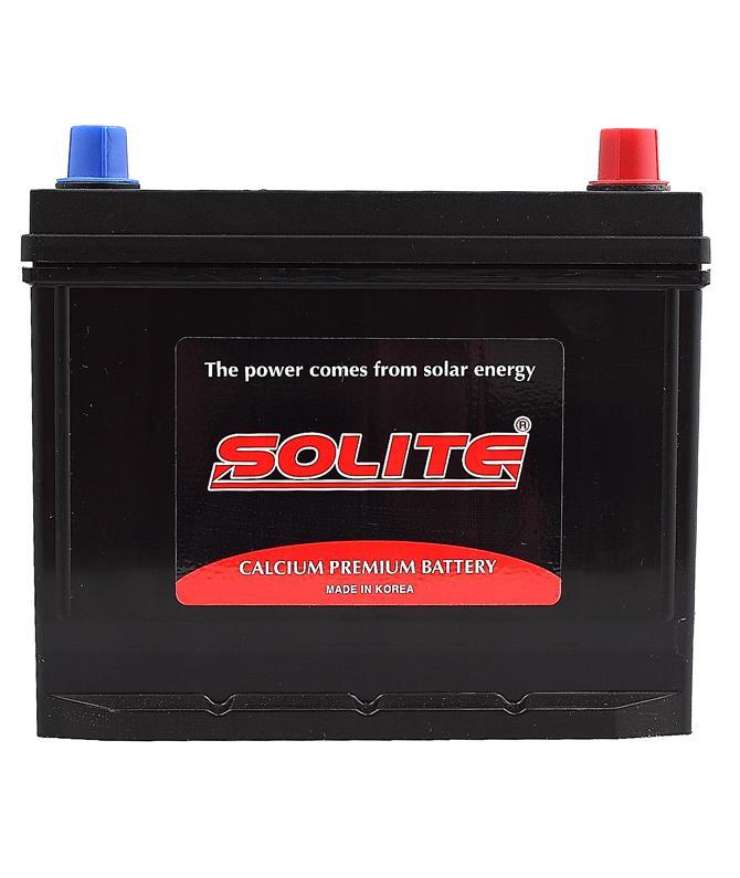 АКБ Solite 85D23L 70A/h 580A