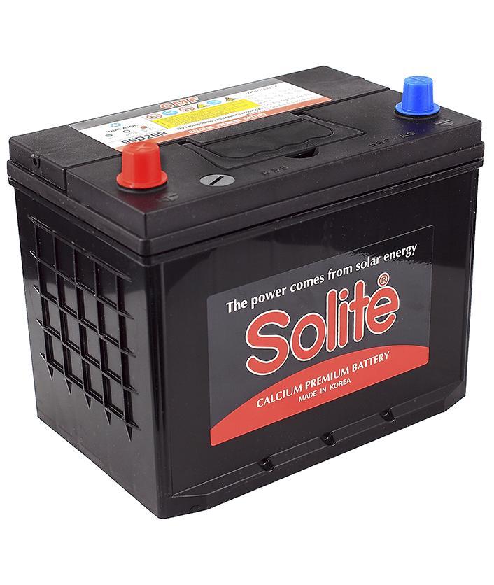 ��� Solite 95D26R 85A/h 650A