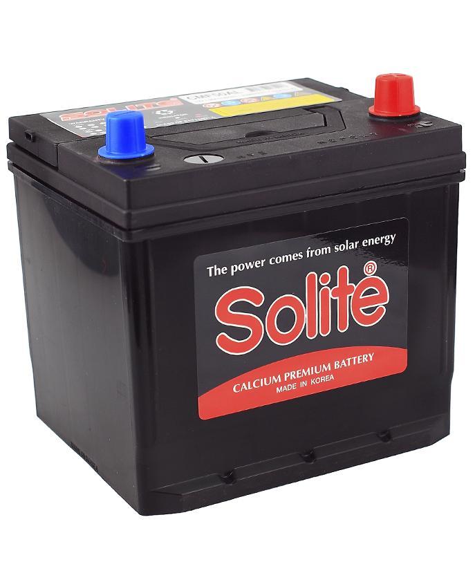 Аккумулятор Solite CMF 50 AL 50A/h 470A