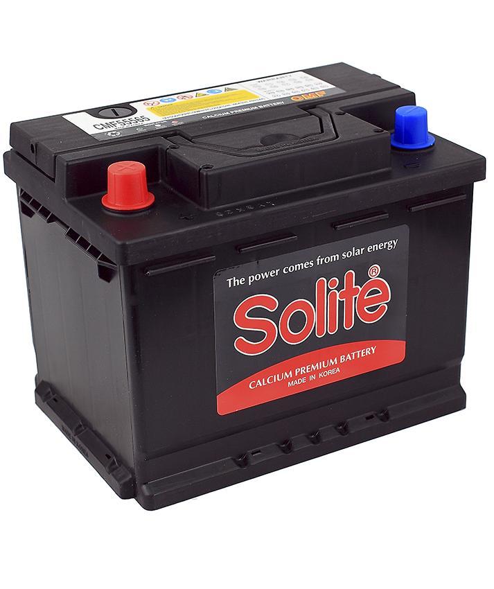 Аккумулятор Solite CMF 55565 55A/h 450A