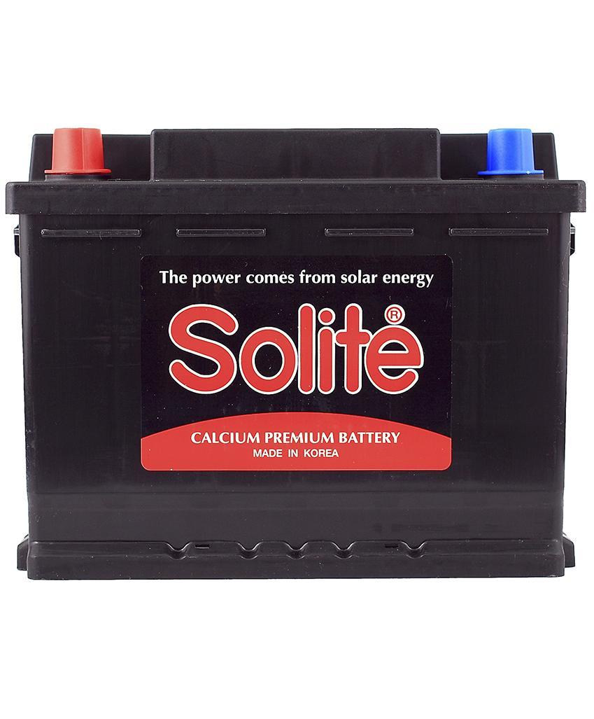 АКБ Solite CMF 56219 62A/h 500A