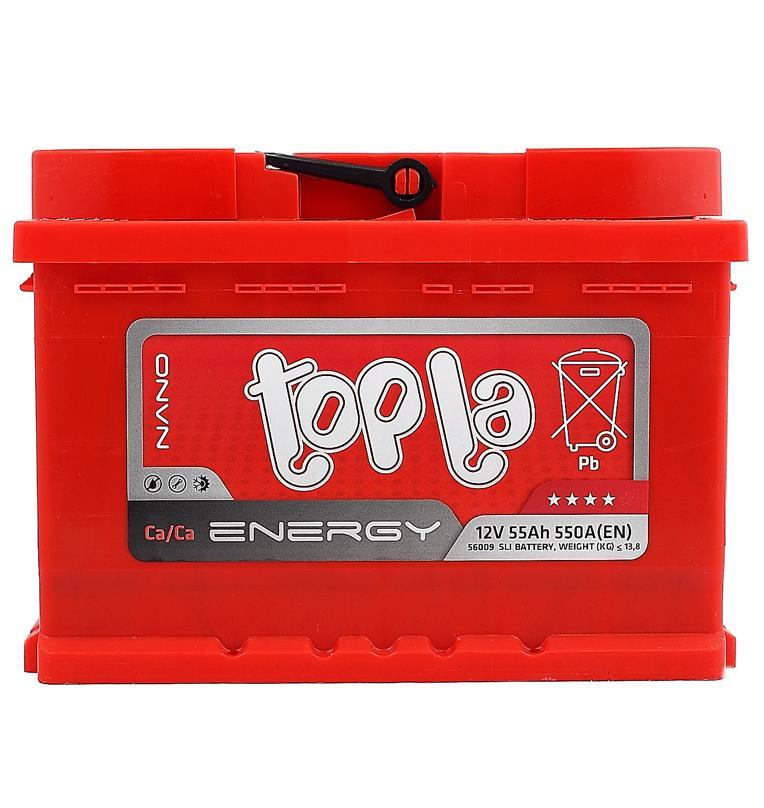 ��� Topla 108055 55A/h 550A