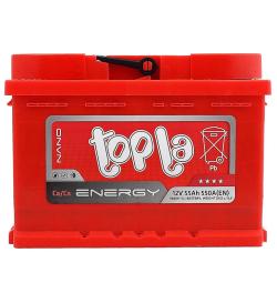 Topla 108055 55A/h 550A