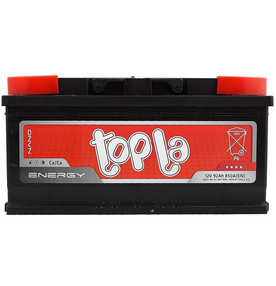 ��� Topla 108192 92A/h 850A