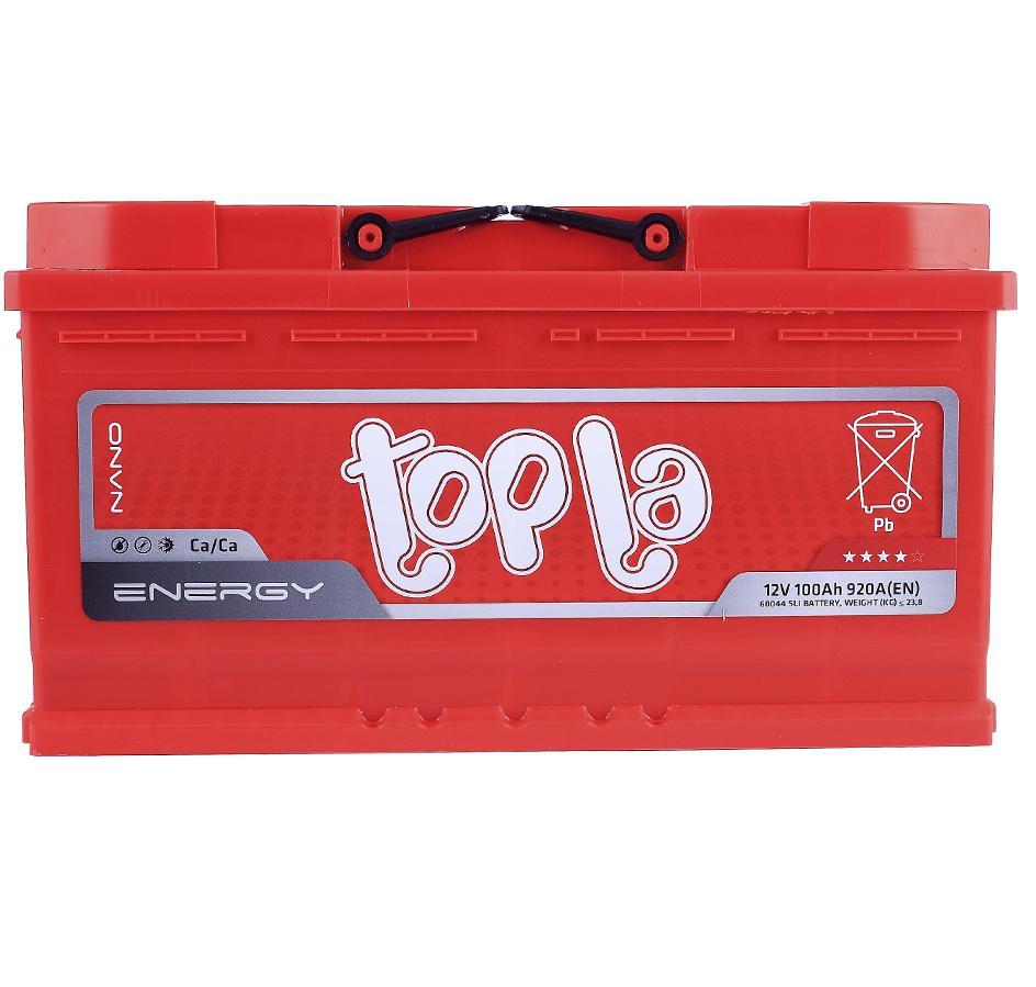 ��� Topla 108400 100A/h 920A