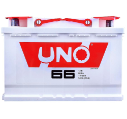 Uno 6CT-66 66A/h 480A