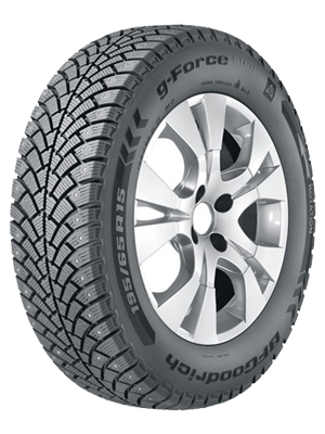 Шины BFGoodrich G-Force Stud XL 215/55 R16 97Q