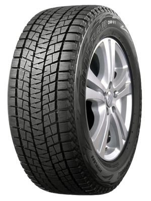 «имн¤¤ шина Bridgestone Blizzak DM-V1 275/60 R18 113R - фото 3