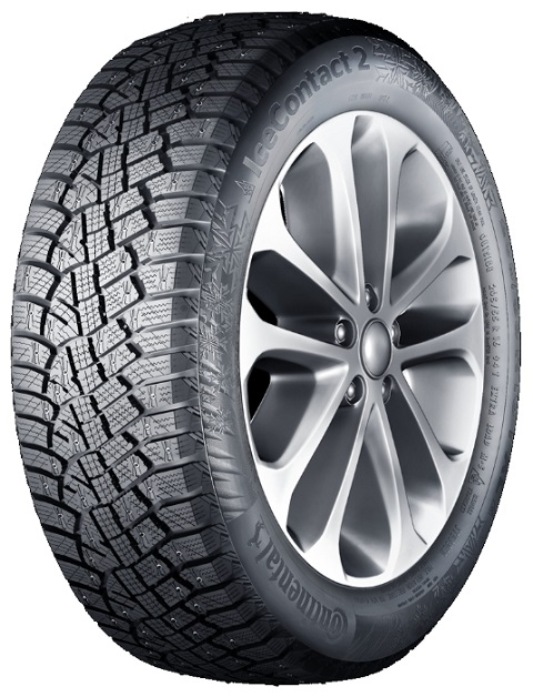 Шины Continental IceContact 2 XL 195/65 R15 95T