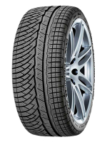 Michelin Pilot Alpin 4 XL 255/45 R19 104W