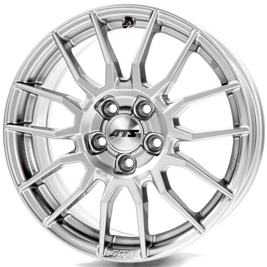 Диски ATS StreetRace Diamond Silver 7x17 PCD 5x112 ET 54 ЦО 57.1