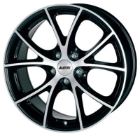 Alutec Cult diamond black front polished 6.5x15 5x112, ET44, ЦО70.1