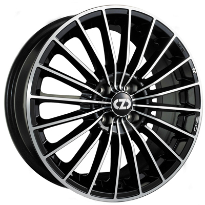 Диски OZ Racing 35TH Anniversary BD 7.5x16 PCD 5x114,3 ET 40 ЦО 75.0