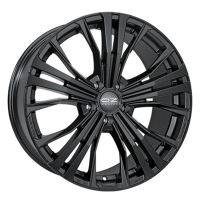 Диски OZ Racing Cortina Matt black 9x19 PCD 5x120 ET 40 ЦО 79.0