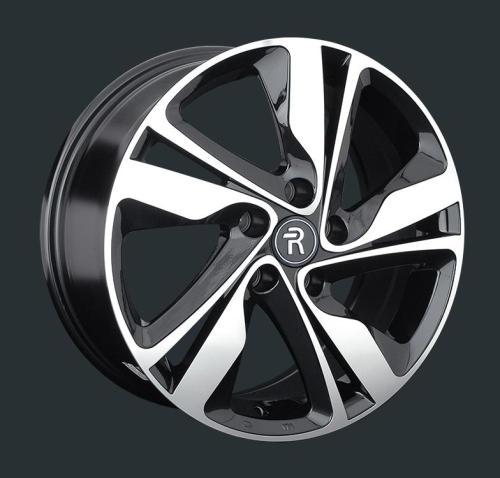 Диски Replay Replica Hyundai HND157 BKF 7x17 PCD 5x114,3 ET 41 ЦО 67.1