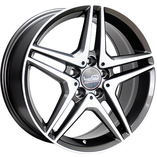 Диски LegeArtis Replica Mercedes MB96 GMF 8.5x18 PCD 5x112 ET 56 ЦО 66.6