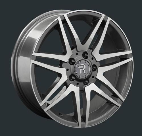 Диски Replay Replica Mercedes MR100 GMF 7.5x17 PCD 5x112 ET 47 ЦО 66.6