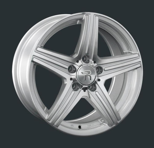 Диски Replay Replica Mercedes MR121 SF 7.5x17 PCD 5x112 ET 37 ЦО 66.6