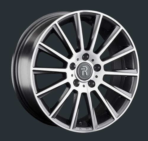 Диски Replay Replica Mercedes MR139 GMF 7x16 PCD 5x112 ET 43 ЦО 66.6