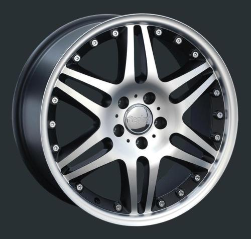 Диски Replay Replica Mercedes MR4R MBF 8.5x18 PCD 5x112 ET 48 ЦО 66.6