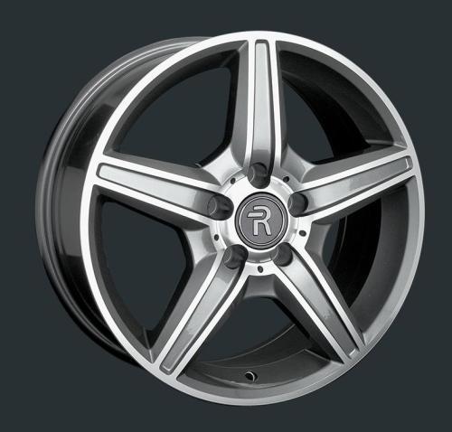Диски Replay Replica Mercedes MR64 GMF 8.5x19 PCD 5x112 ET 43 ЦО 66.6