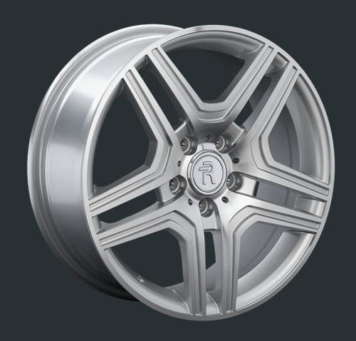 Диски Replay Replica Mercedes MR67 SF 7.5x17 PCD 5x112 ET 47 ЦО 66.6